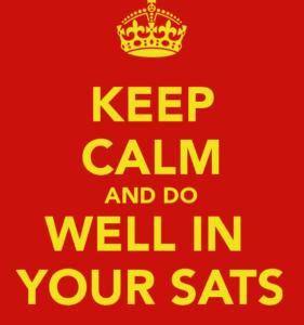 SATs WEEK